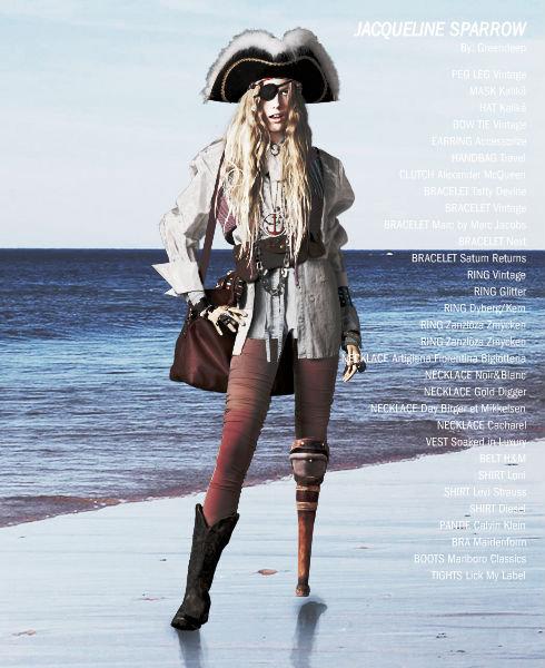 Jacqueline Sparrow